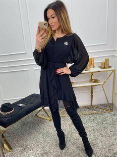 Sukienka Milagros Czarna