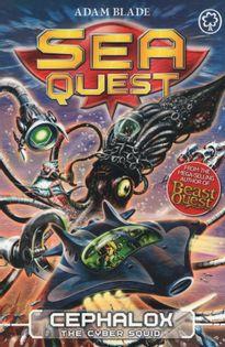 Sea Quest - Cephalox. The Cyber Squid