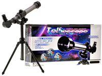 LUNETA Teleskop na statywie 3 x okular ES0009