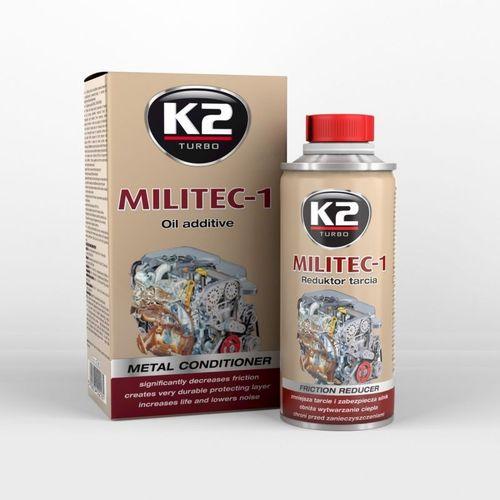 K2 MILITEC-1 250ML dodatek do oleju uszlachetniacz na Arena.pl