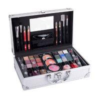 2K Fabulous Beauty Train Case Zestaw kosmetyków Kuferek W 66,9 g