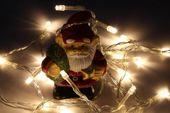 Lampki świąteczne 30 LED na baterie 3m ciepłe białeJoylight zdjęcie 8