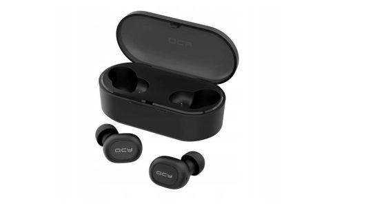 QCY T2C TWS Słuchawki Bluetooth 5.0 z powerbankiem