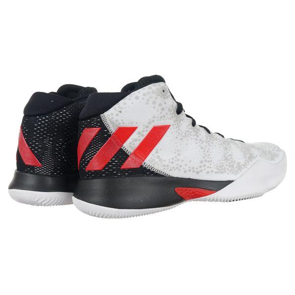 259c790ad942d Buty Adidas Crazy Heat męskie sportowe za kostkę do koszykówki 42 zdjęcie 2