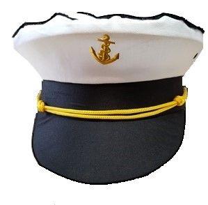 Czapka Kapitana Statku r. L zdjęcie 1