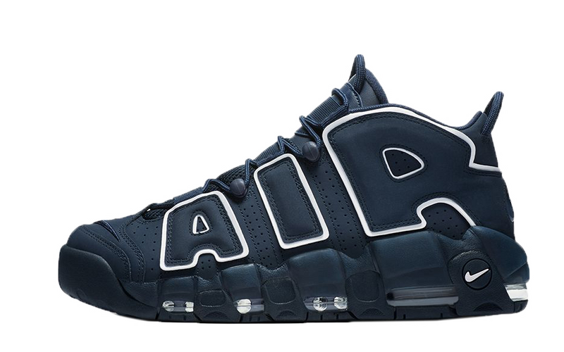 1642c40a9 BUTY NIKE UPTEMPO AIR MORE PREMIUM 921948-400 42 1/2 • Arena.pl