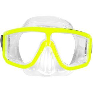 Maska do nurkowania GALAXY Kolor - Nurkowanie - Maski - 18 - żółty