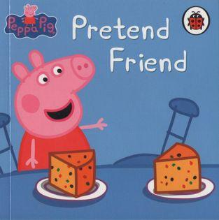 Peppa Pig - Mini Book - Pretend Friend