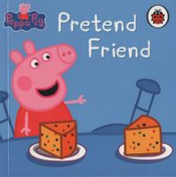 Peppa Pig - Mini Book - Pretend Friend