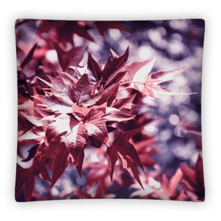 Poduszka dekoracyjna 48x48 liście