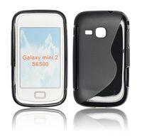 MOCNE etui S-LINE DELUX Samsung S6500 Galaxy Mini2