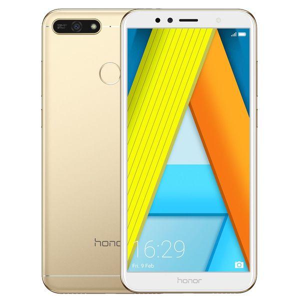 Honor 7A 16GB Dual Sim Złoty Brandowany zdjęcie 1