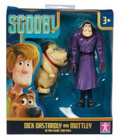 7180 Scooby Doo figurki 2 pak - Dick Dastardly i Muttley
