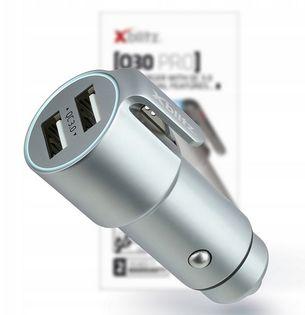 ŁADOWARKA USB QC 3 XBLITZ Q30 PRO NÓŻ + ZBIJAK