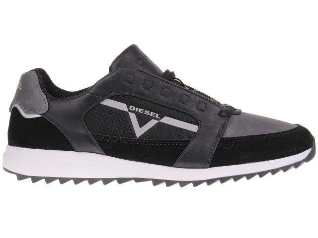 Diesel V-Staffetta S-Fleett Sneakers Y01461 P1190 H1888 - 42 zdjęcie 10