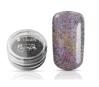 Silcare pyłek do manicure Shimmer Nymph Graphite 3g