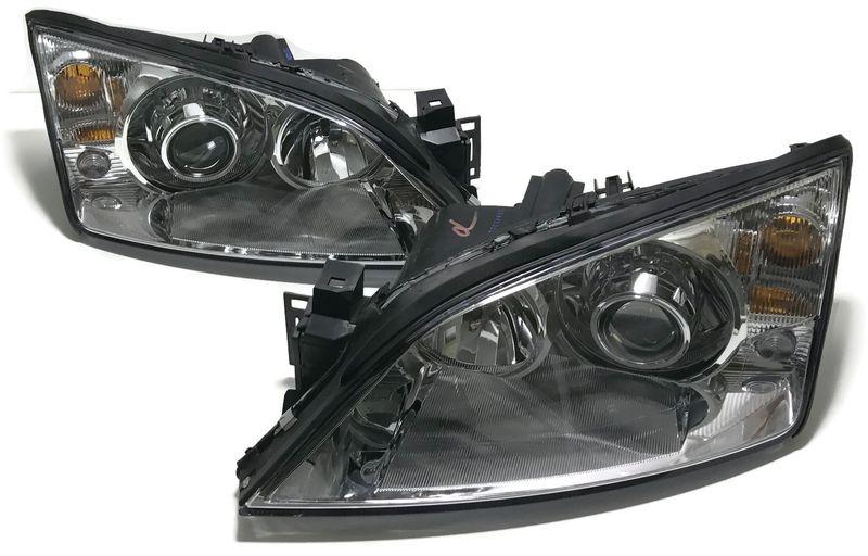 Lampy Soczewkowe Ford Mondeo Mk3 00 07 Bi Xenon Barwa Xenon 8000k