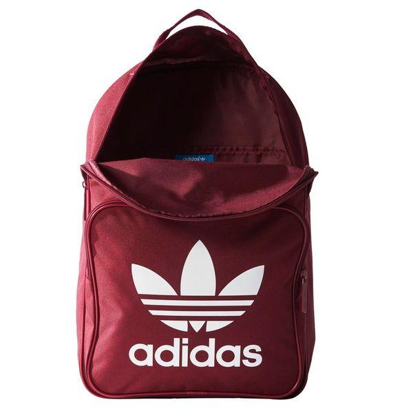 08eb441970c9 Plecak szkolny Adidas Originals Classic Trefoil BP7303 Bordo szkolny  zdjęcie 5