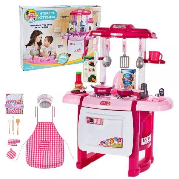 Kuchnia dla dzieci Piekarnik Zlew + Akcesoria Y162Z zdjęcie 1