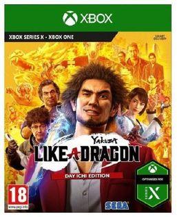 Gra Yakuza: Like A Dragon Day Ichi Eng (Xone) (Steelbook Edition)