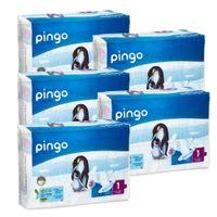 Pieluszki Pingo Ultra Soft 1 New Born 2-5kg 135szt. (5x27)