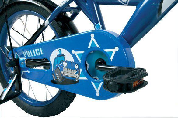 """Rower dziecięcy ROCK KIDS POLICE 20"""" niebieski zdjęcie 2"""