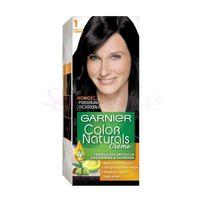 GARNIER Color Naturals 1 Czarny 1szt - farba do włosów