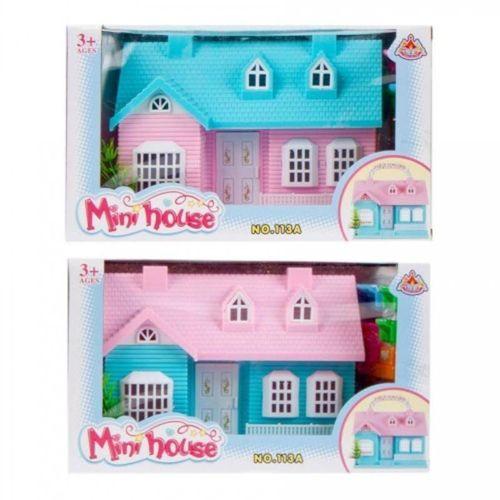 Mega Creativ - Domek dla lalek mini house na Arena.pl
