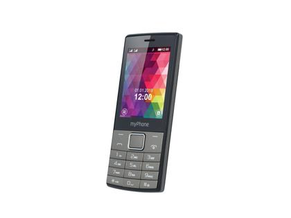 MYPHONE 7300 KLASYCZNY TELEFON Z METALOWĄ OBUDOWĄ