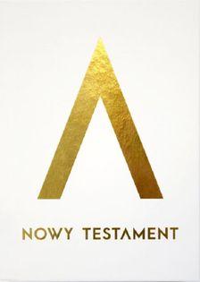 Biblia Poznańska Nowy Testament B5 twarda 2018 złocona