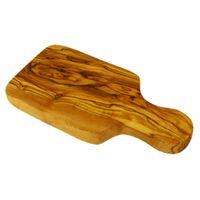 Mała deska do krojenia - deseczka z drewna oliwnego