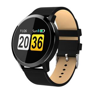 Nowoczesny Smartwtach Zegarek WQ8 Czarny Zdrowie Sport