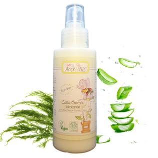 Mleczko - krem nawilżający z aloesem i ekstraktem z alg morskich dla dzieci 100 ml Anthyllis