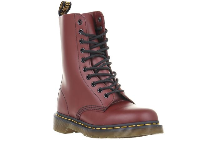 Dr. Martens Cherry Red Smooth 1490 -10092600 - 41 zdjęcie 3