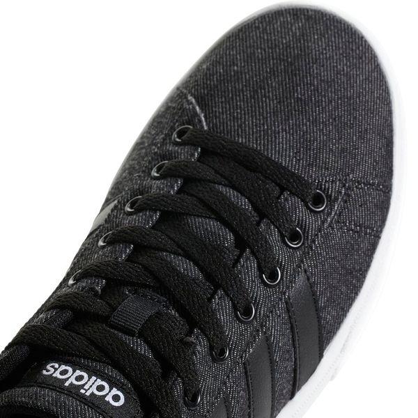 adidas męskie buty czarne daily