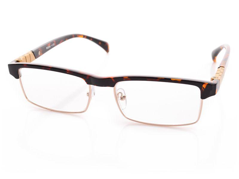 Damskie zastępcze okulary korekcyjne plusy +3,00 zdjęcie 2