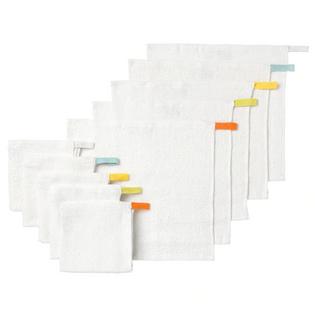 Ręcznik dla dziecka niemowlaka 30x30cm Ikea ZESTAW