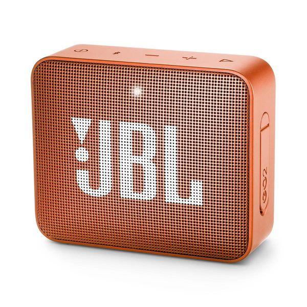 Głośnik bluetooth JBL GO 2  (kolor pomarańczowy) zdjęcie 1