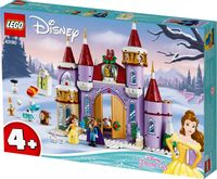 Klocki LEGO DISNEY PRINCESS 43180 Zimowe święto w zamku Belli