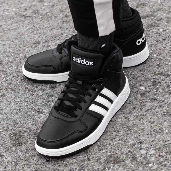 Adidas VS Hoops 2.0 Mid (BB7207)45 13