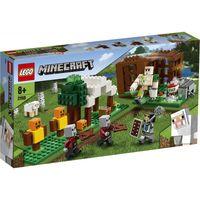 LEGO MINECRAFT 21159 Kryjówka rozbójników