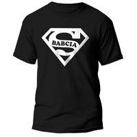 Koszulka z nadrukiem - Super ... XXXL