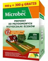 Microbec BIO aktywator do oczyszczalni 900g+300g