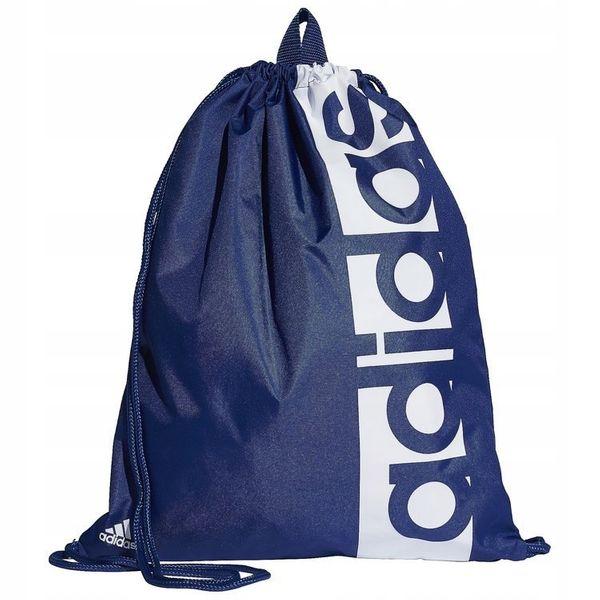 f83a2330aabf4 Adidas Torba Worek Essentials Linear Performance D zdjęcie 1 ...