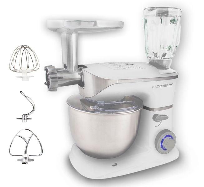 Robot planetarny wielofunkcyjny 3w1 Esperanza Cooking Master EKM025 zdjęcie 1