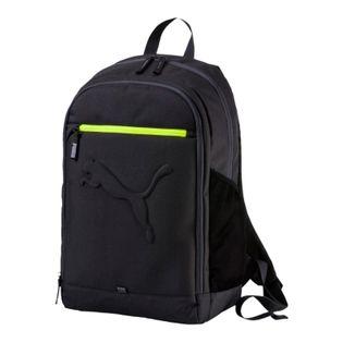 Plecak unisex Puma Core Buzz Backpack Asphalt czarny 07358117