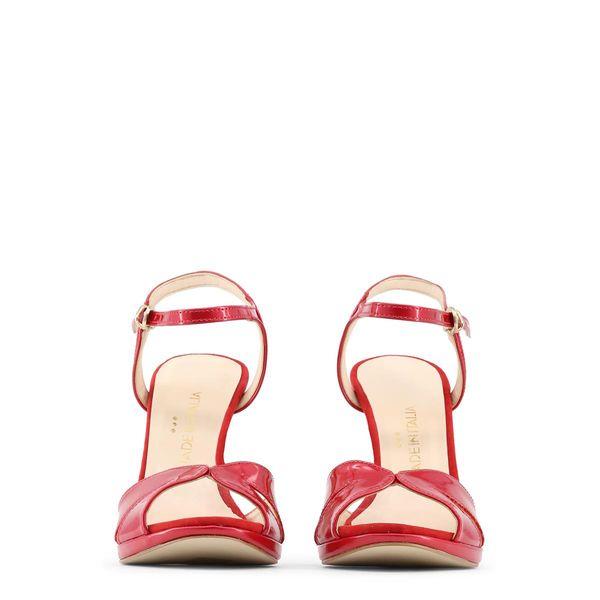 b8a9544003e180 ... Made in Italia sandały damskie szpilki czerwony 36 zdjęcie 7 ...