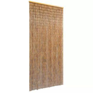 Bambusowa kurtyna, zasłona na drzwi 90x200 cm