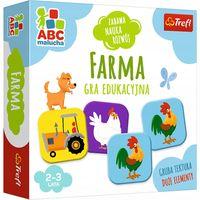 Trefl gra edukacyjna Farma