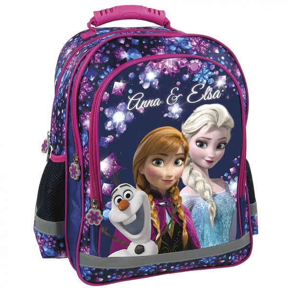 Plecak szkolny FROZEN KRAINA LODU (PL15BKL22) zdjęcie 1